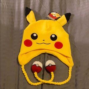 BioWorld Cute Pikachu Beanie